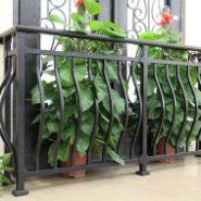 菏泽锌钢露台围栏,锌合金阳台栏杆图片