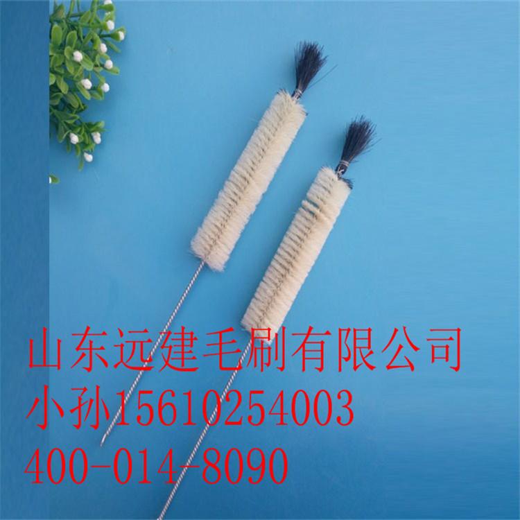 比色管刷试管刷加长羊毛试管刷定做各种毛刷器械刷实验室毛刷定制