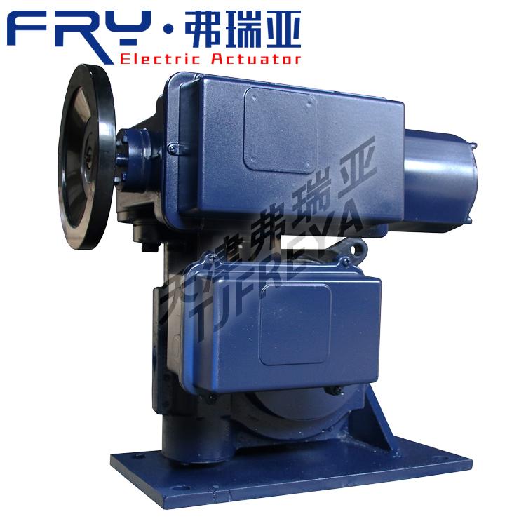 智能型 角行程电动执行器 蝶阀电动头  B+RS400/K/F65HN