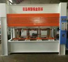 木工机械常规异形贴面热压机品质保证厂家直销