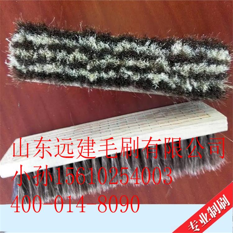 厂家加工除尘刷软毛刷棕毛刷工业机床毛刷尼龙钢丝塑料鬃毛刷定做