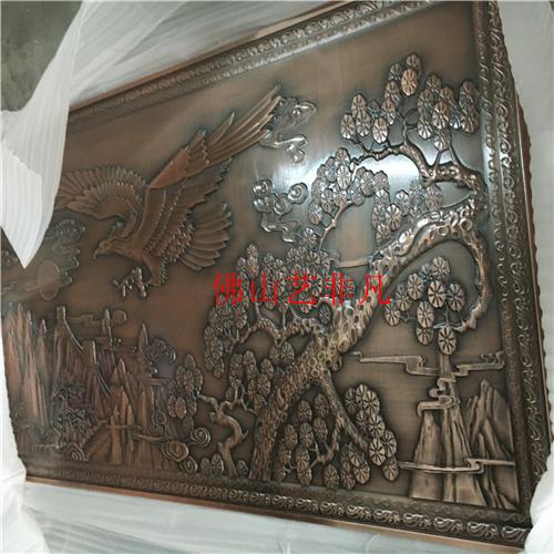 广安3d浮雕立体大型玄关壁画走廊过道壁画竖版墙纸无缝牡丹图