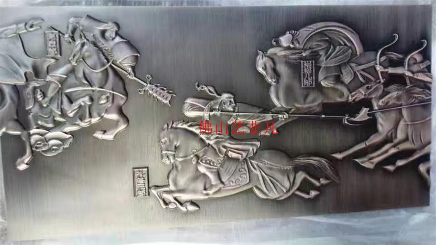 卧室浮雕壁画图片/卧室浮雕壁画样板图 (1)