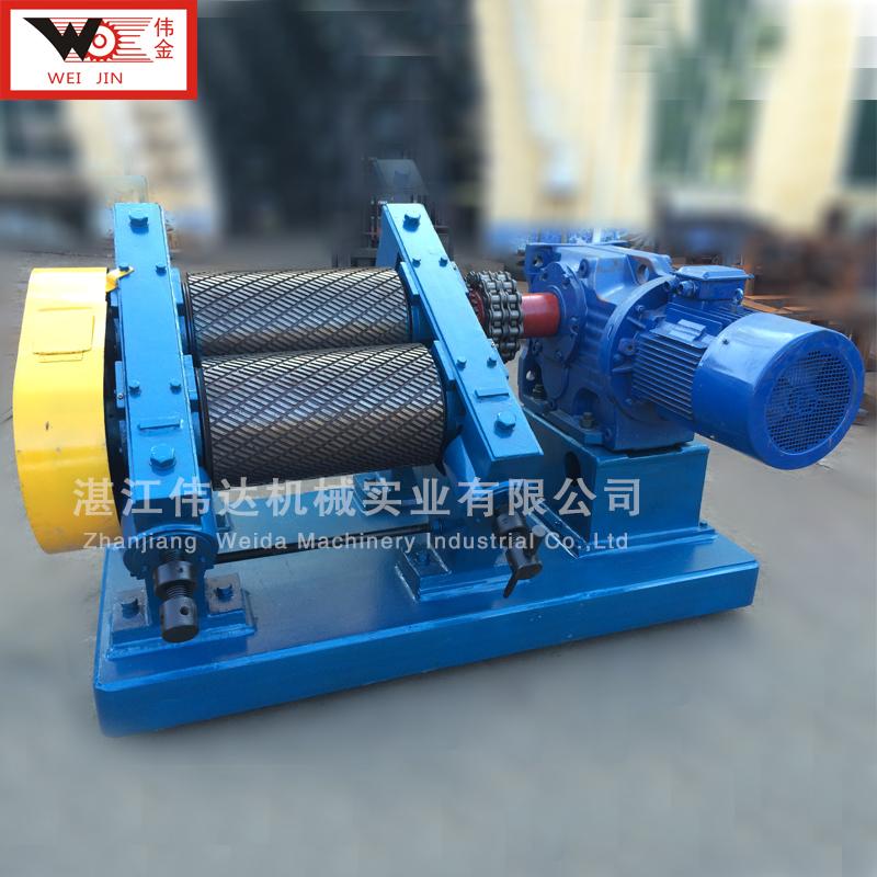 天然橡胶绉片机 销售厂家 湛江伟达 橡胶加工设备
