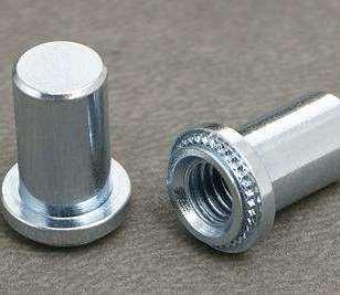 BS防水螺母柱图片