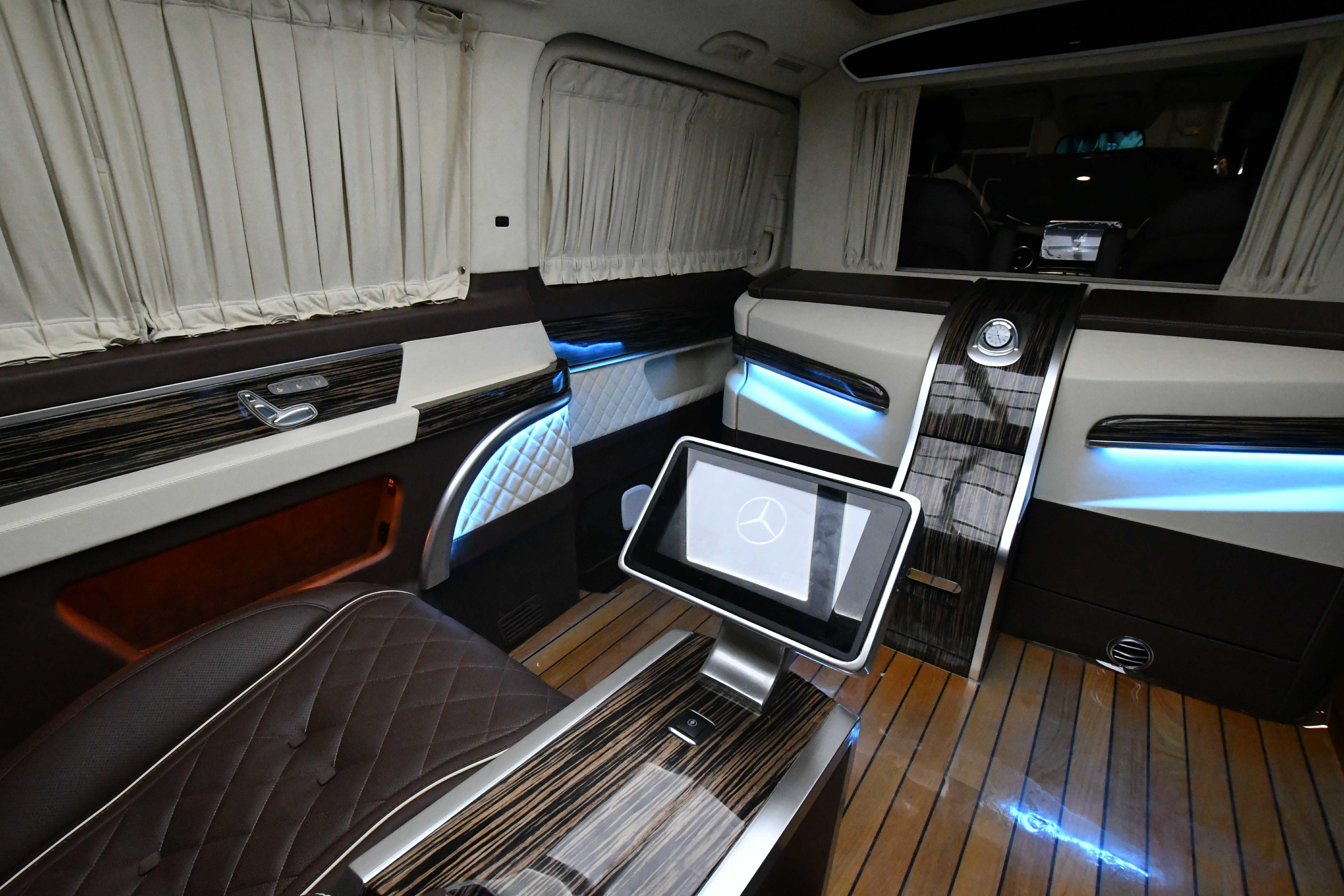 【宁波奔驰房车】新款V-class商务车4+2迈巴赫总裁版 宁波奔驰商务车