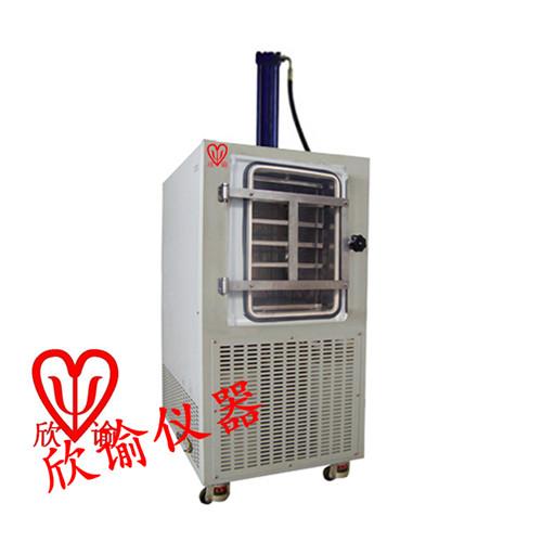 制药压盖冻干机XY-Lyo-0.2高配制药用压塞型冷冻干燥机西林瓶真空冷冻干燥机