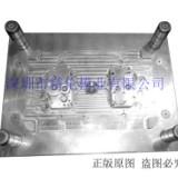 LED灯具外壳压铸模 机械配件压铸模 精伦压铸模业