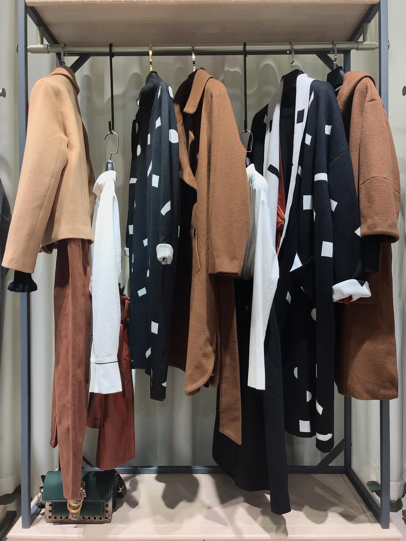 品牌女装折扣走份批发一手货源供应 香港品牌【E15】冬