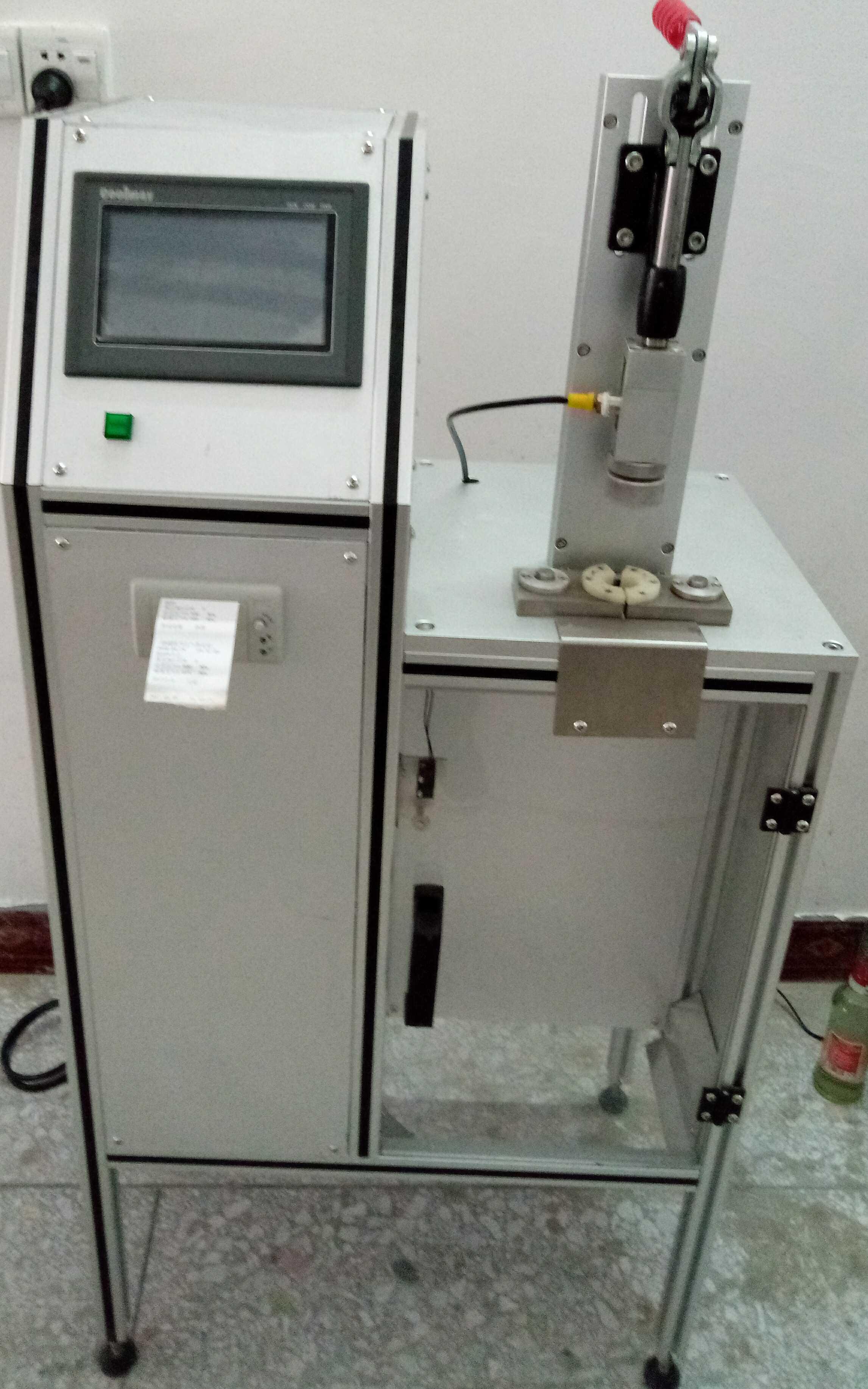 湖南普柯特公司直供 Packte-BY99-2玻璃瓶耐内压力试验机