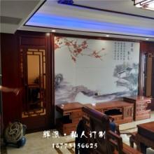 湖南原木定制家具材质、长沙原木法式家具挑选、原木书柜、推拉门定制产品直销批发