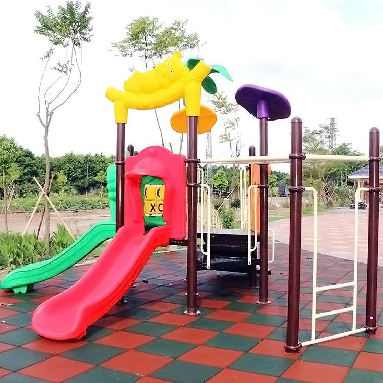 供应橡胶地垫施工幼儿园地面铺设