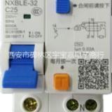 供应正泰漏电断路器NXBLE-63系列 NXBLE 1P+N C25