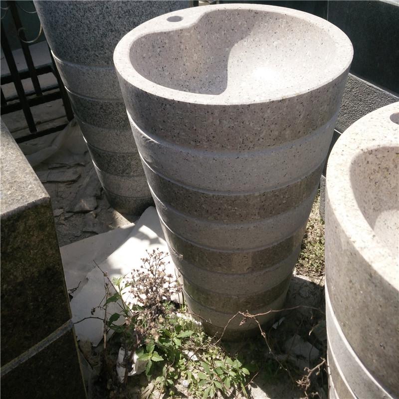 厂家直销室内外家居户外大理石洗手盆工艺品摆件雕塑 室内外洗手盆