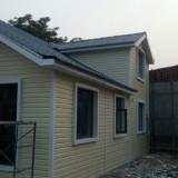 温州活动房PVC外墙挂板厂家成本价格专业直供  外墙装饰板