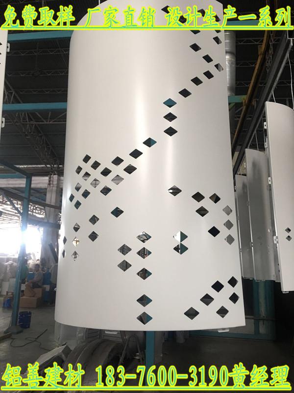铝善品牌  河南包柱铝单板板 厂家直销  包柱铝板