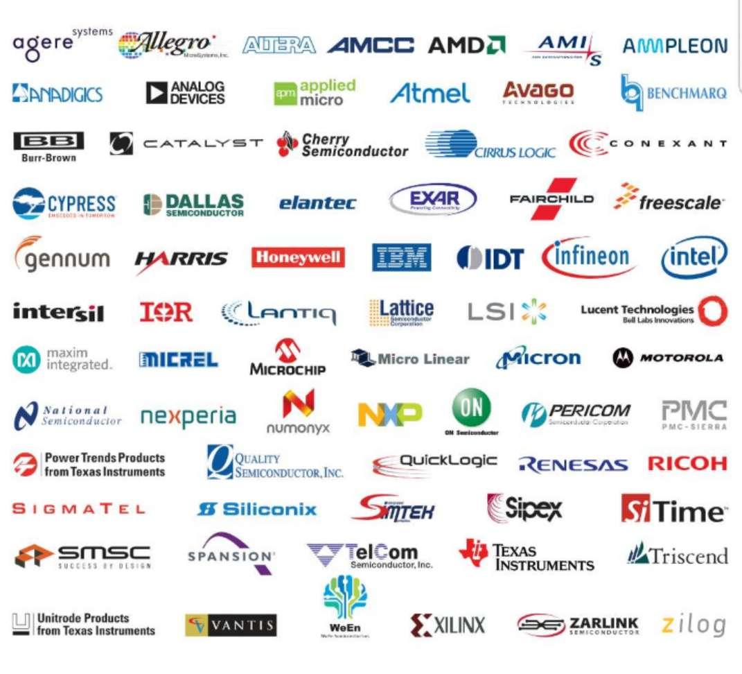 回收世界各大品牌IC 回收电子产品合作社 大量回收电子元器件 高价回收厂家库存 专业回收IC电子芯片
