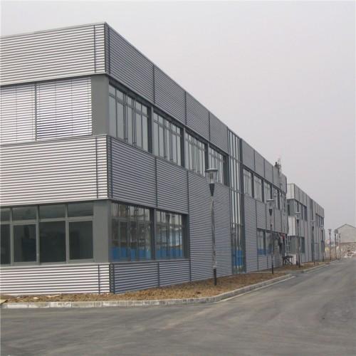 河北 0 7mm836型波纹板 奔驰4S店外墙新型厂房