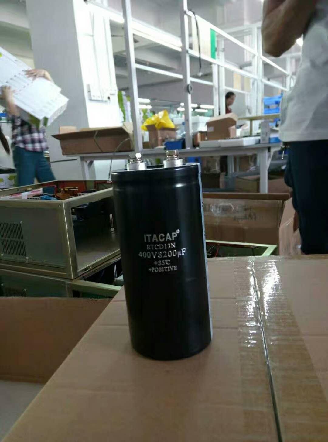 100v68000uf电容-螺栓电容-中高压电解电容-储能电容器-ITA日田电容