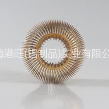 铝型材散热器 太阳花散热器 上海港旺铝业批发