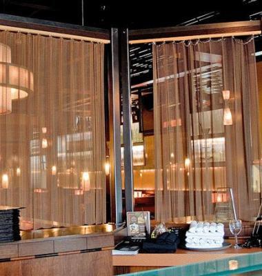 不锈钢窗帘网图片/不锈钢窗帘网样板图 (2)