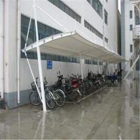 供应膜结构张拉膜自行车棚