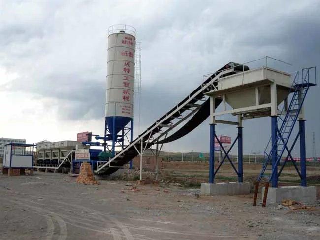 机械稳定土搅拌站厂家