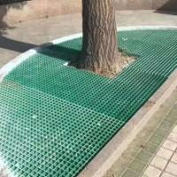 绿化格栅树池护树板玻璃钢格栅树篦子格栅树穴盖板地网格栅价格格栅批发防腐耐酸碱厂家直销