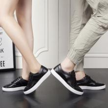 都市男女情侣鞋透气小白鞋简约潮鞋男鞋英伦时尚休闲鞋批发