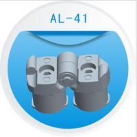 旋转接头  第三代铝合金线棒接头 AL-1铝合金材质快速旋转接头  旋转接头厂家