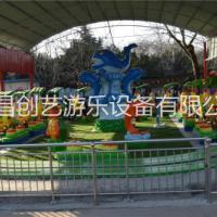 创艺游乐公园游乐园火爆项目香蕉火车收益更快