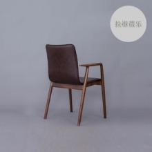 酒吧实木椅子