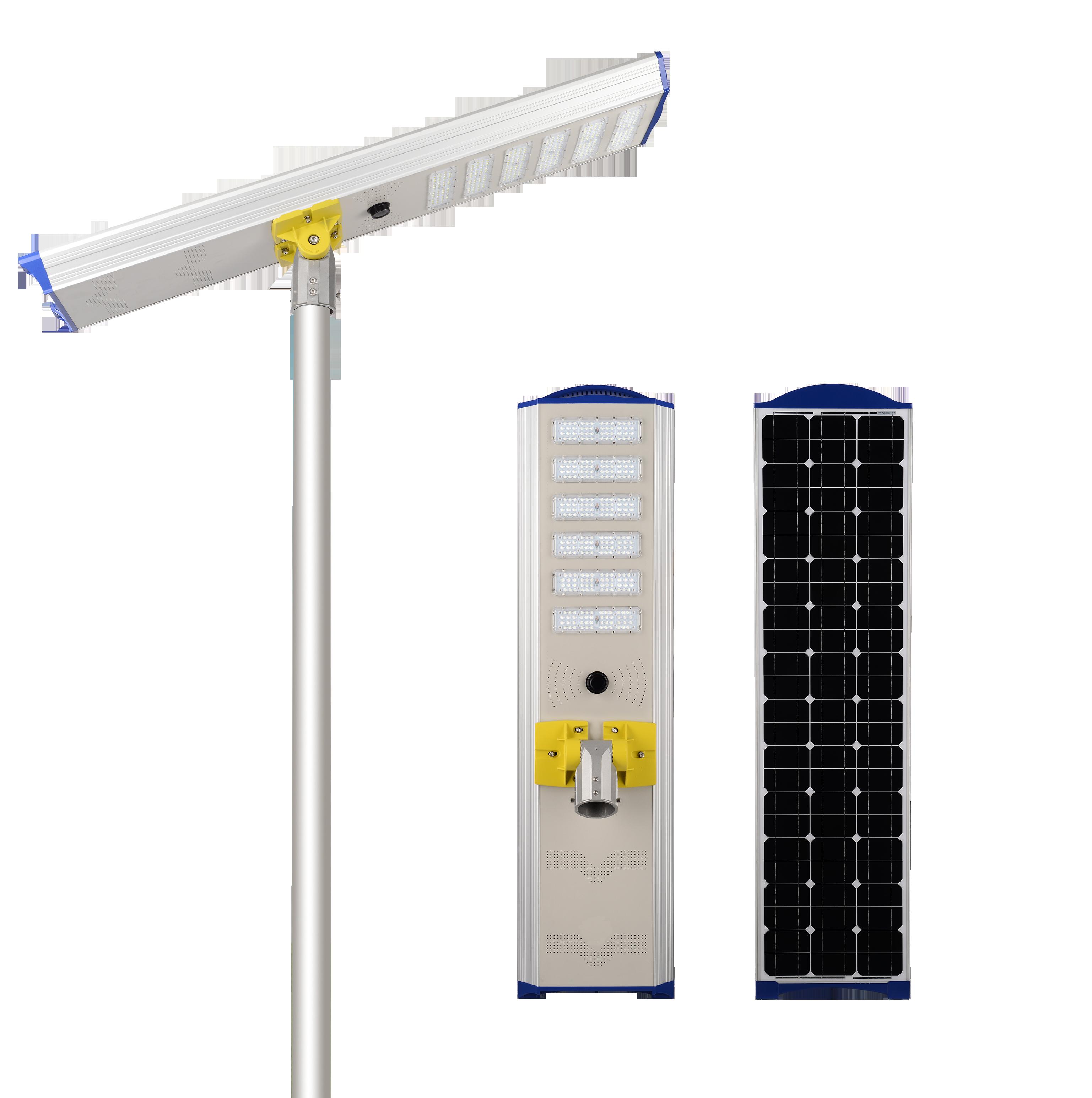 厦门一体化LED路灯批发 福建一体化LED路灯价格 无线一体化L 无线一体化LED路灯 福建LED路灯