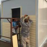 成都PVC户外外墙装饰板砖块墙面板特价批发
