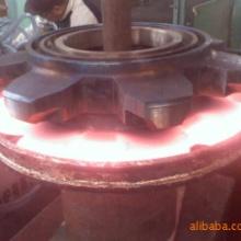 大型齿轮中频淬火设备  中频感应淬火设备 KGPS-500kw中频淬火设备定做批发