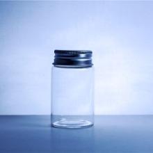 廣州批發4770高硼硅玻璃瓶 飾品展示瓶 精品擺設瓶批發