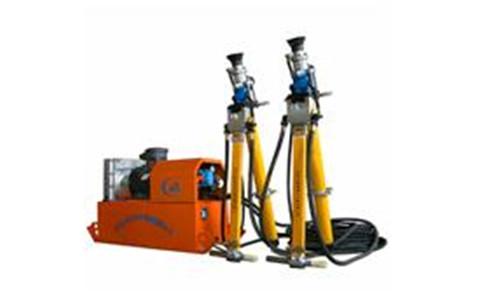 140锚杆机立式锚杆机多少钱小型锚杆机墨隆钻机厂家140液压锚杆钻机
