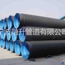 宁波钢带HDPE波纹管厂家直销,钢带HDPE波纹管报价,钢带HDPE波纹管批发图片
