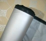 优质遮光布 双面涂银面料图片