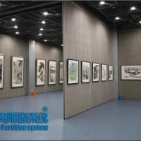西安厂家100型展览馆活动隔断