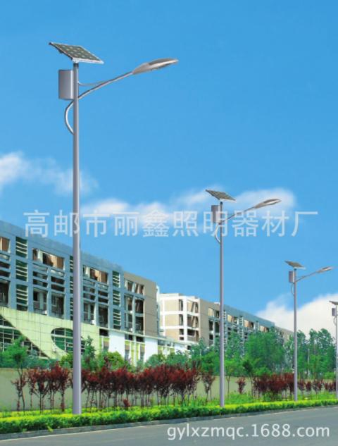 供应大刀臂 路灯生产厂家 大刀臂水泥专用杆 太阳能靠臂供应商 太阳能靠臂生产商