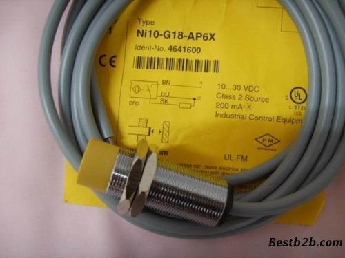 供应图尔克传感器 厦门电容式传感器批发 图尔克传感器代理商 福建磁感应传感器 图尔克传感器NI10-P18SK