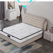 厂家直销 席梦思床垫3D皮面弹簧床垫 棕垫软硬定制北欧简约风