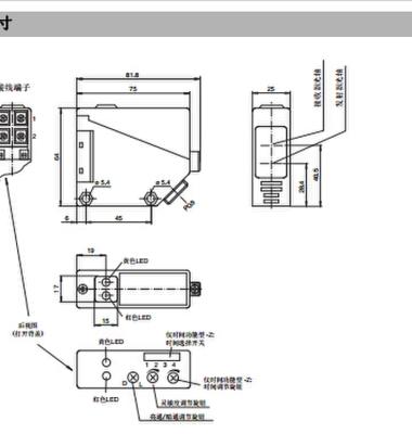 倍加福对射型传感器图片/倍加福对射型传感器样板图 (2)