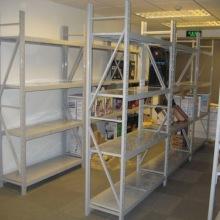 家用钢木书架落地置物架多层书柜书橱组合收纳架储物货架展示架子批发