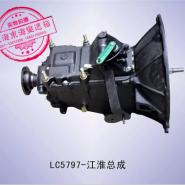 湖南益阳YC539变速箱总成图片