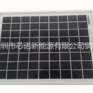 多晶10W太阳能板厂家图片