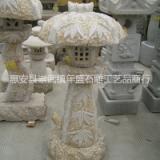 园林广场青石石灯 雕刻仿古做旧石雕石灯 庭院日式石灯笼厂家直销