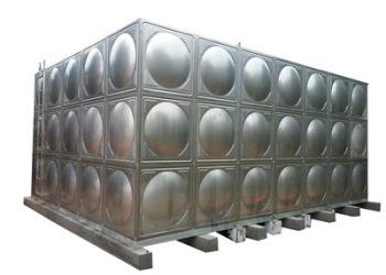 湖南不锈钢水箱图片