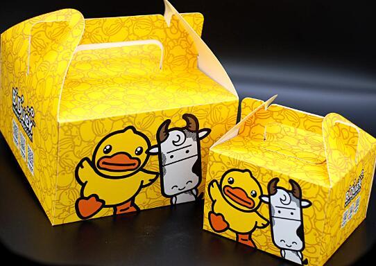 彩之韵包装盒纸盒定制 生产厂家 专业定做纸质折叠礼品彩盒印刷 可混批  包装纸盒